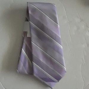 NWT Calvin Klein Steel Necktie Tie